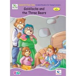 Fairy Tales Graded Reader - Goldilocks and the Three Bears - Level A2 Flyers