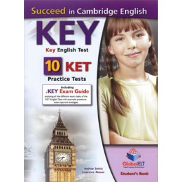 Succeed in Cambridge English KEY (KET) - 10 Practice Tests -  Audio CDs