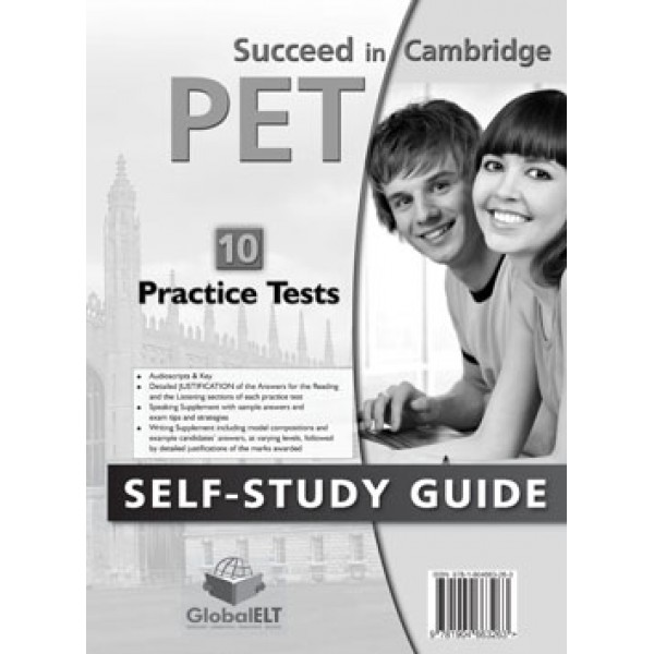 Succeed in Cambridge English Preliminary (PET) - 12 Practice Tests Tests  Self Study Edition