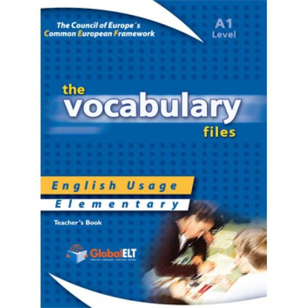 Vocabulary Files A1 Teacher's Book