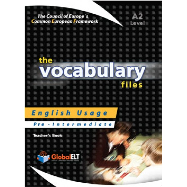 Vocabulary Files A2 Teacher's Book
