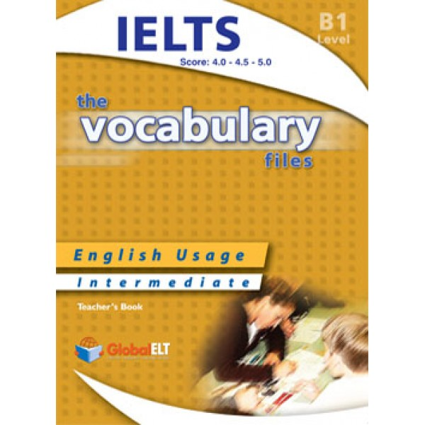 Vocabulary Files B1 Teacher's Book