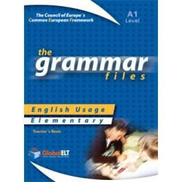 Grammar Files A1- Teacher's Book