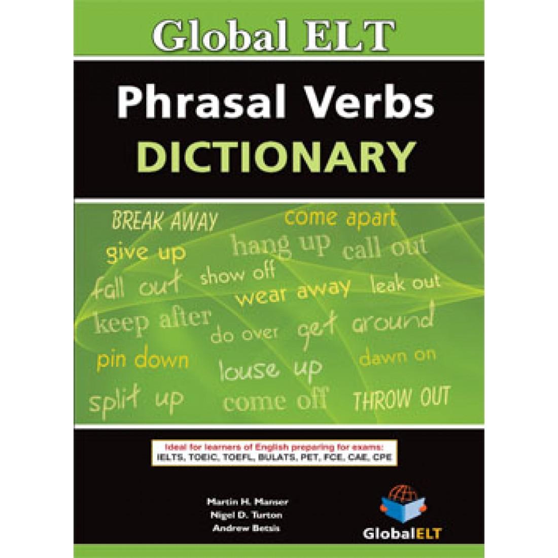 Global ELT Phrasal Verbs Dictionary