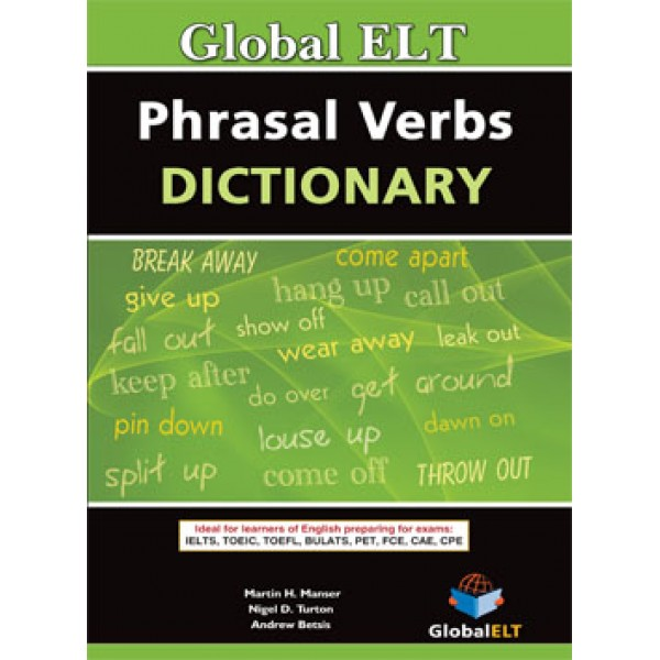 Global ELT Phrasal Verbs Dictionary