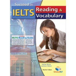 Succeed in IELTS Reading & Vocabulary Teacher's Book