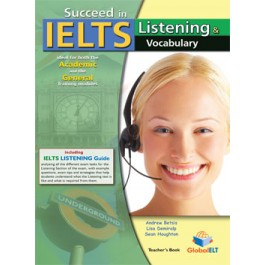 Succeed in IELTS - Listening & Vocabulary Teacher's Book