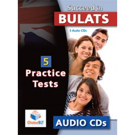 Succeed in BULATS Audio CDs