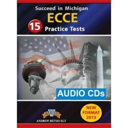 Succeed in Michigan ECCE - 15 Practice Tests CDS