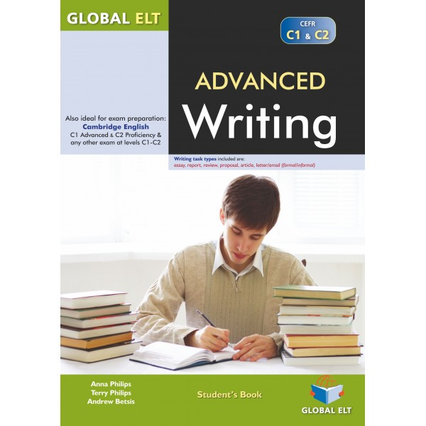 Advanced Writing: C1-C2 Overprinted Edition with answers