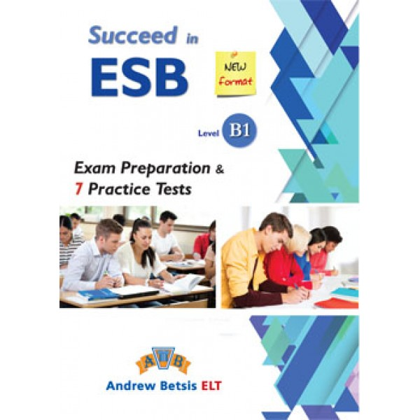 Succeed in ESB CEFR Level B1 Audio CD MP3
