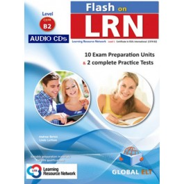 FLASH ON LRN B2 (10 PREPARATION UNITS & 2 PRACTICE TESTS) AUDIO CDS