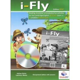 Cambridge YLE -  i-FLY - 2018 Format - Teacher's Edition with CD & Teacher's Guide
