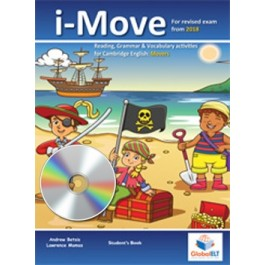 Cambridge YLE -  i-MOVE - 2018 Format - Student's book (with CD)