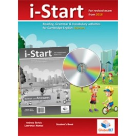 Cambridge YLE - i-START - 2018 Format - Student's Edition with CD & Answers Key