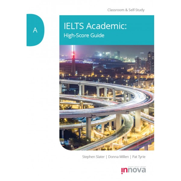 IELTS Academic High Score Preparation Course with Online Audio Download