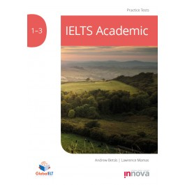 IELTS Academic Practice Tests 1-3 Student's book with Downloadable Audio and Answers