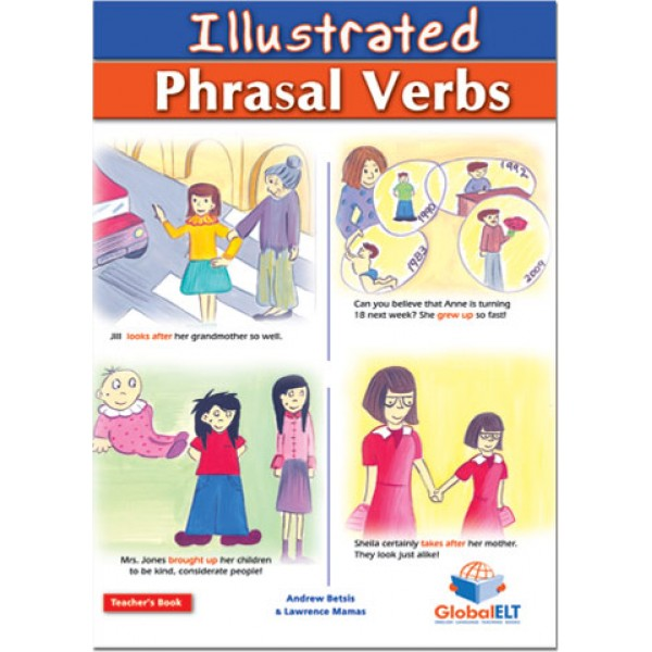 Illustrated Phrasal Verbs Self-Study Edition