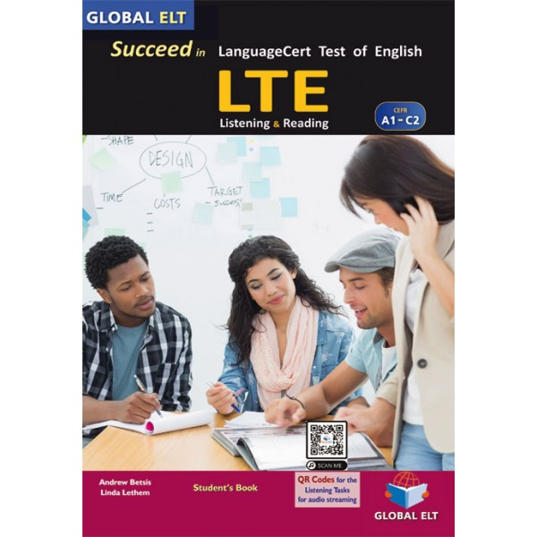 Succeed in LTE LanguageCert Test of English - CEFR A1-C2 - Practice Tests  - Student's book