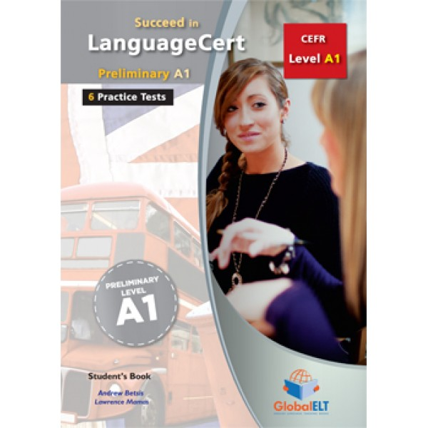 Succeed in LanguageCert Preliminary CEFR Level A1 Student's Book