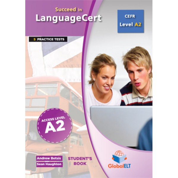 Succeed in LanguageCert Access CEFR Level A2 Student's Book