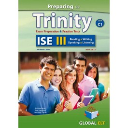 Preparing for Trinity-ISE III - CEFR C1 Audio CDs