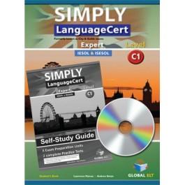 Simply LanguageCert Expert CEFR Level C1 Self-Study Edition