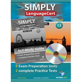 Simply LanguageCert Mastery CEFR Level C2 Self-Study Edition