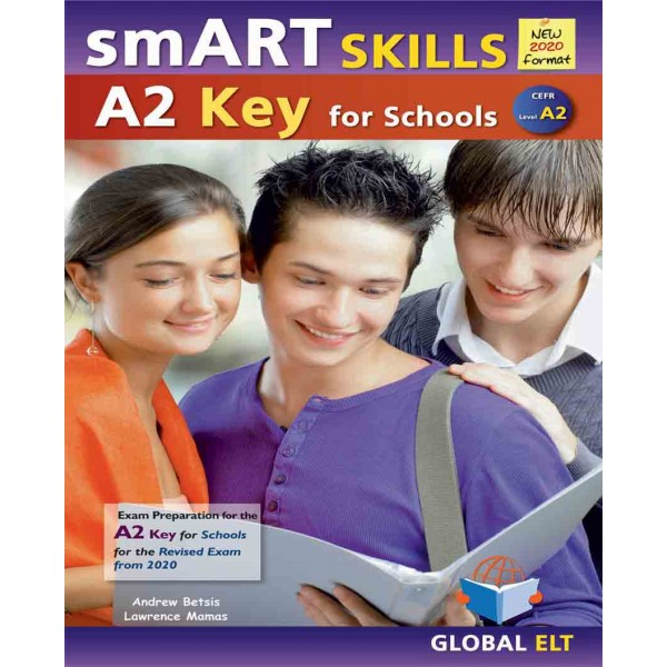 Smart Skills for A2 Key - Preparation for the Revised Exam from 2020 - Student's book