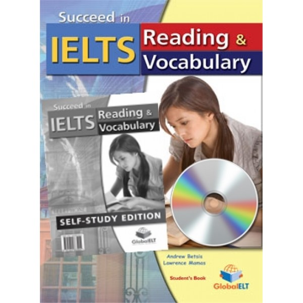 Succeed in IELTS Reading & Vocabulary Self-Study Edition