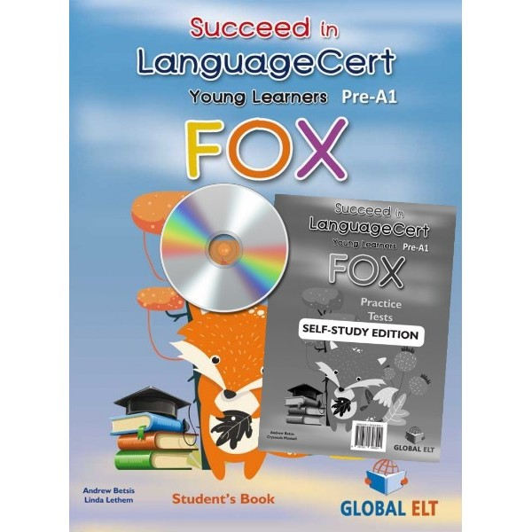 Succeed in LanguageCert Young Learners ESOL Fox Self-study edition