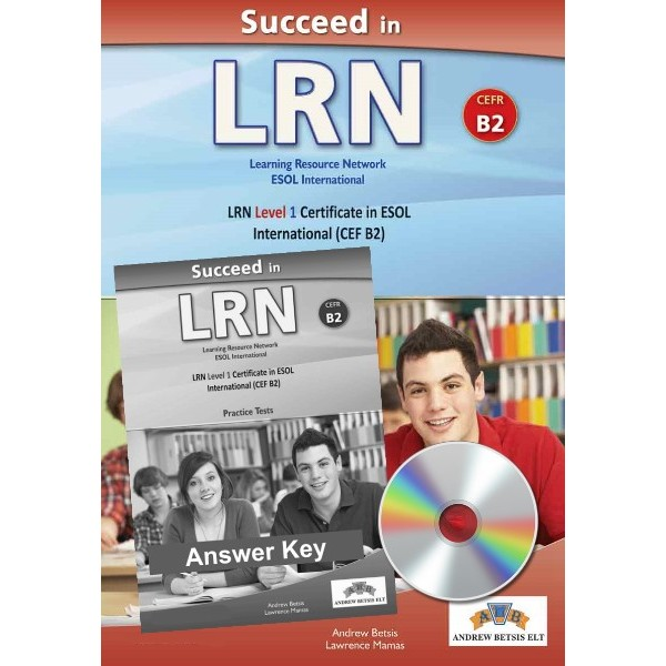Succeed in LRN - CEFR B2 - Practice Tests  - Self-study Edition