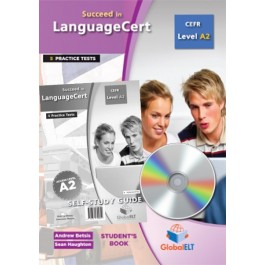 Succeed in LanguageCert Access CEFR Level A2 Self-Study Edition