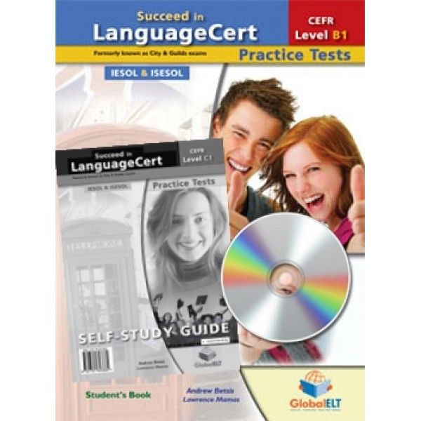 Succeed in LanguageCert Achiever CEFR Level B1 Self-Study Edition