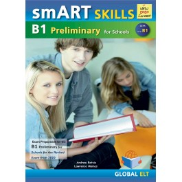 Smart Skills for B1 Preliminary - Preparation for the Revised Exam from 2020 - Student's book