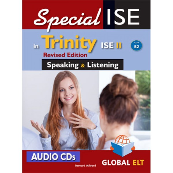 Specialise in Trinity ISE II - CEFR B2 - Speaking & Listening - Revised Edition - Audio CDs