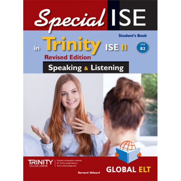 Specialise in Trinity ISE II - CEFR B2 - Speaking & Listening - Revised Edition - Student's Book