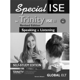Specialise in Trinity ISE II - CEFR B2 - Speaking & Listening - Revised Edition - Self-study Edition