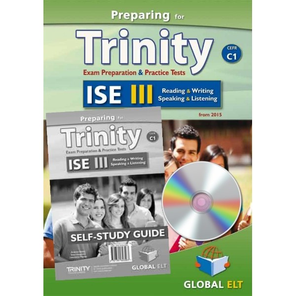 Preparing for Trinity-ISE III - CEFR C1 Self-Study Edition