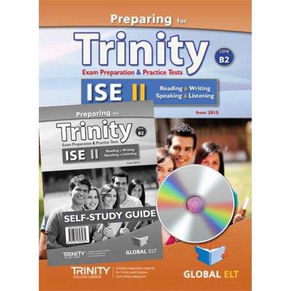 Preparing for Trinity-ISE II - CEFR B2 Self-Study Edition