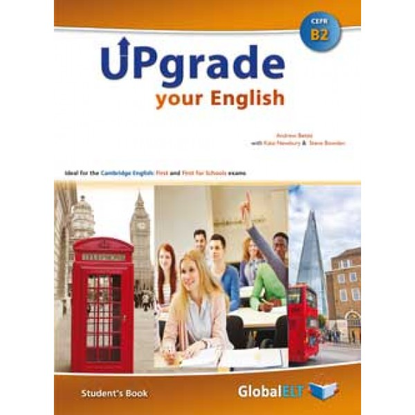 Upgrade your English B2 Course