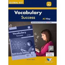 Vocabulary Success A2 Key - Self-study Edition globalelt.co.uk