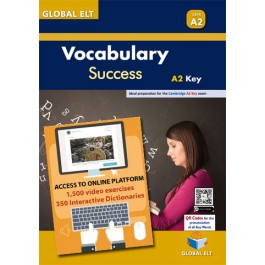 Vocabulary Success A2 Key - Self-study edition - Ebook format