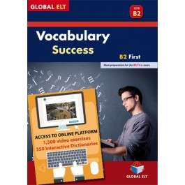 Vocabulary Success B2 First - Self-study edition - Ebook format