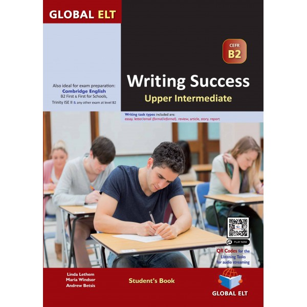 Writing Success - Level B2 - Student's book