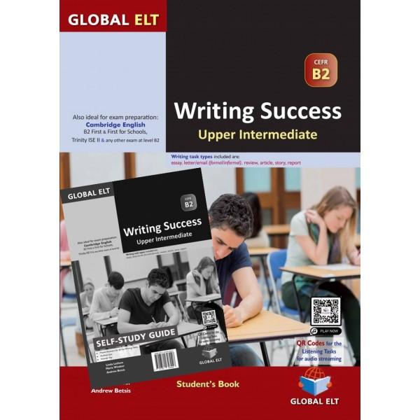Writing Success - Level B2 - Self-study Edition