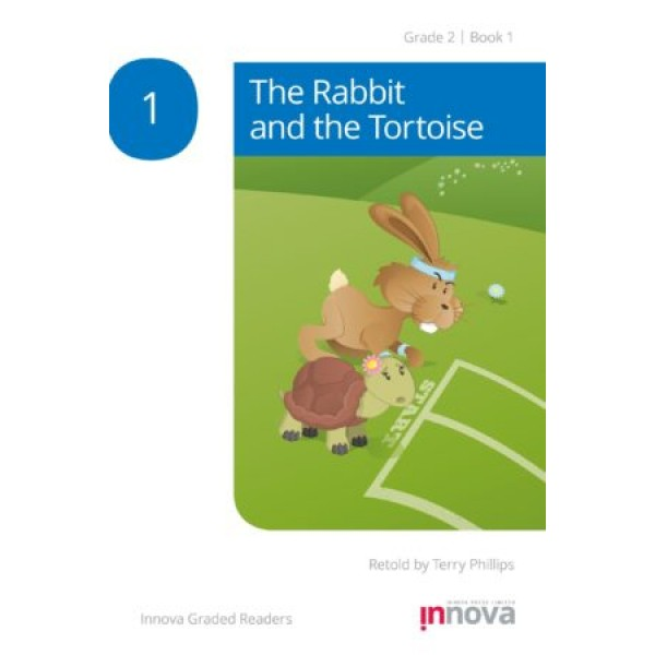 Innova - Young Learners - Graded Reader - The Rabbit and the Tortoise - Grade 2