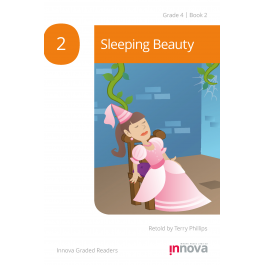 Innova - Young Learners - Graded Reader - Sleeping Beauty - Grade 4