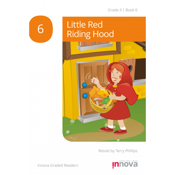 Innova - Young Learners - Graded Reader - Little Red Riding Hood - Grade 4
