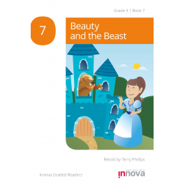 Innova - Young Learners - Graded Reader - Beauty and the Beast - Grade 4